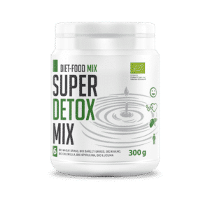 Bio Super Detox Mix ist 100% biologisch.