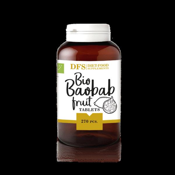 Hergestellt aus der Baobab-Frucht