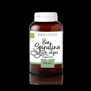 Spirulina ist sehr proteinreich (ca. 70%)