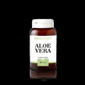 Aloe-Vera-Kapseln