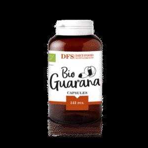 Bio-Guarana-Kapseln