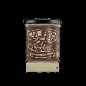 Bio-Haselnuss-Kakaocreme
