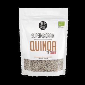 Bio-Quinoa-dreifarbig