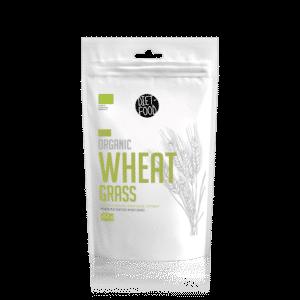 Bio-Weizengras-Pulver