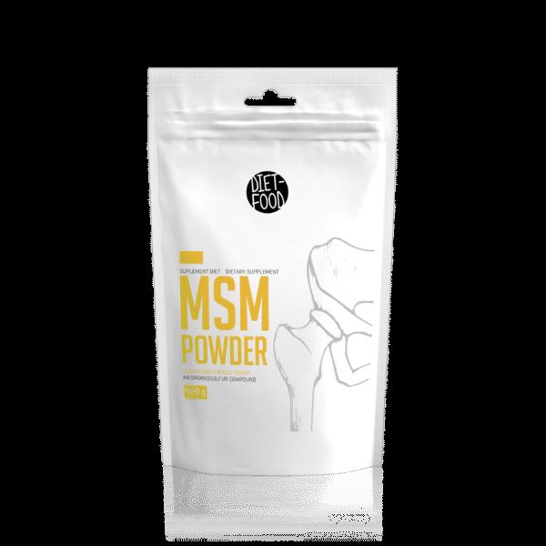 MSM-Pulver