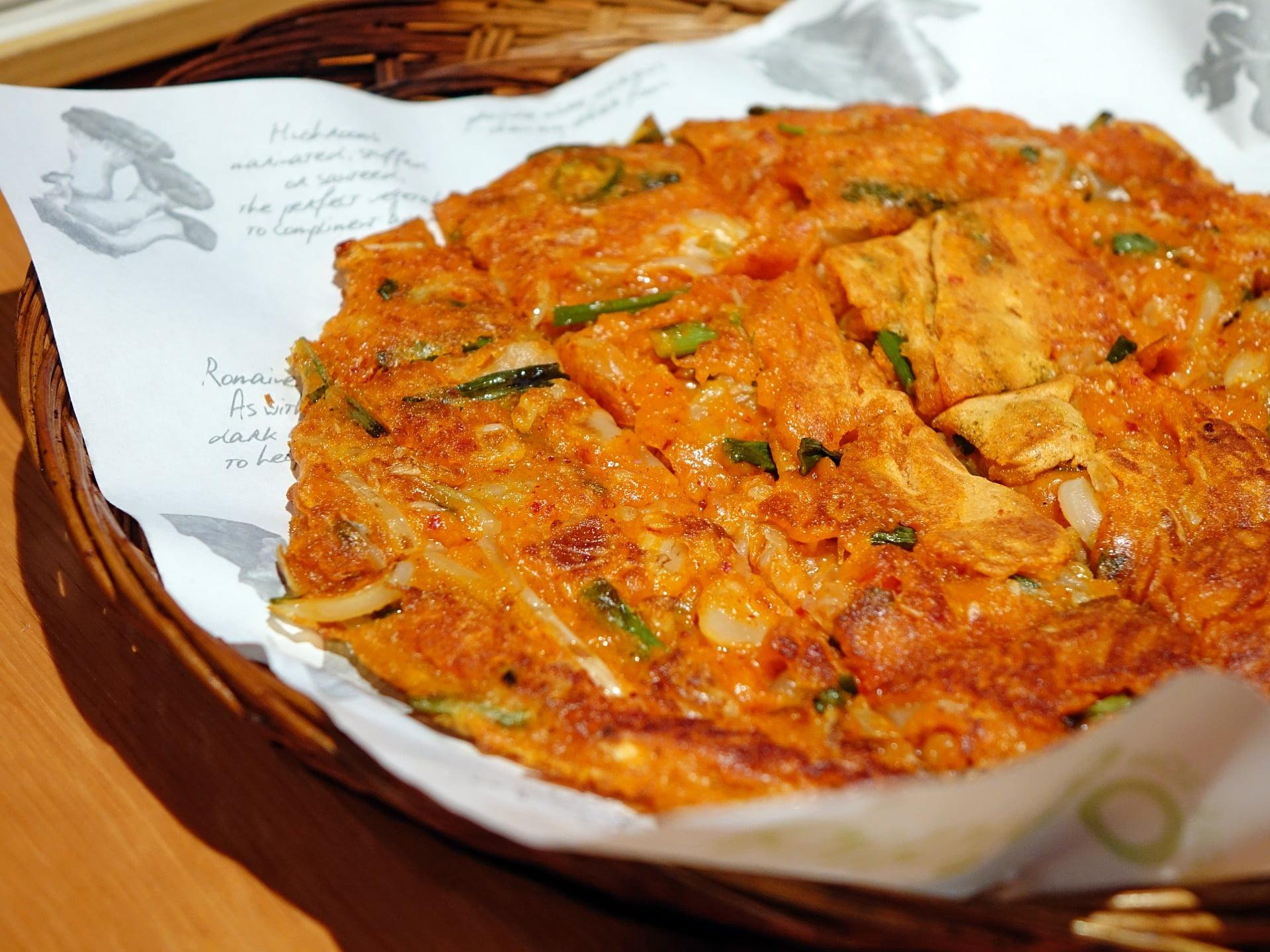 Ketogene Gemüsepizza