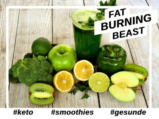 Keto-smoothies-gesund