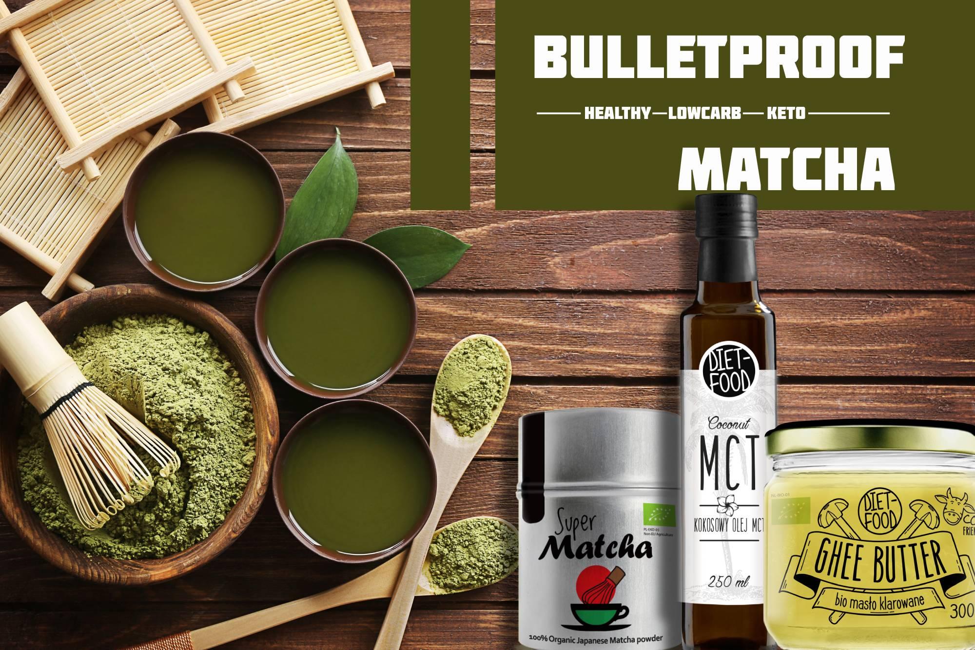 Bulletproof Matcha