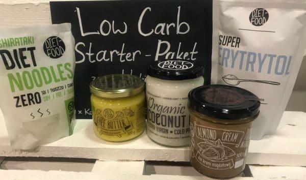 Low Carb Starterpaket