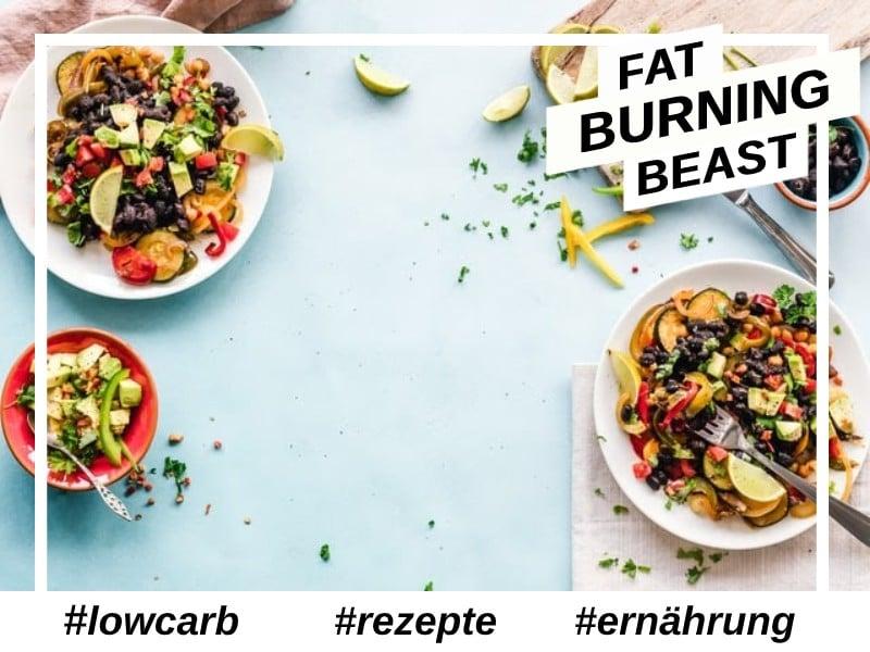 Low Carb Ernährung.