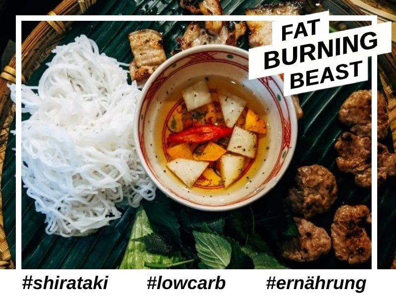 Low Carb essen.