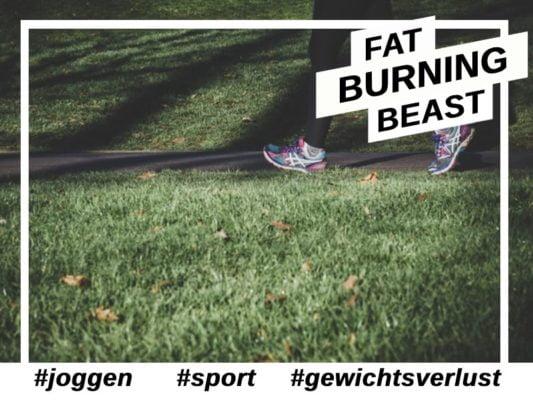 joggen-gewichtsverlust