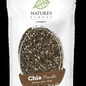 Chiasamen Pulver kaufen veganes Chia Samen Pulver