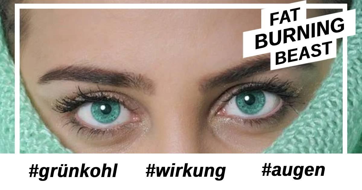 Grünkohl unterstützt Sehvermögen
