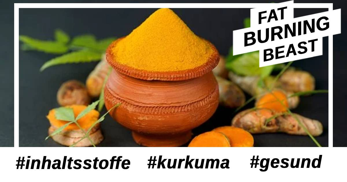die gesunden Inhaltsstoffe von Kurkuma
