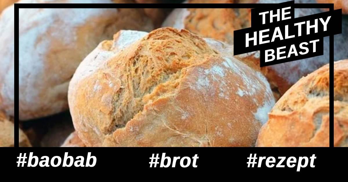 Baoabab-Brot backen - Rezept