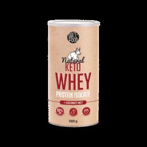 Keto Whey Protein Pulver 500g kaufen