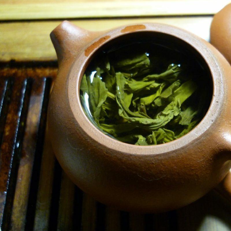 Wissenschaftler haben GABA Tee aus Grün- und Schwarztee entwickelt.