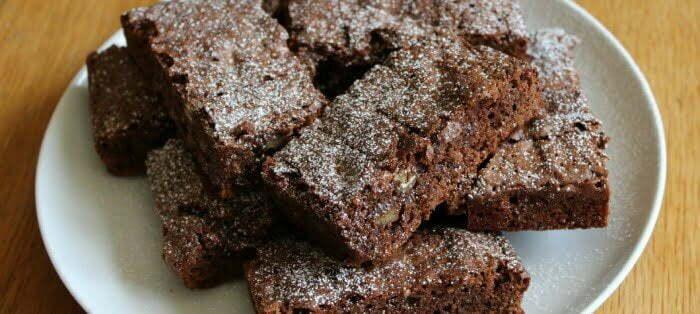 Ketogene Brownies