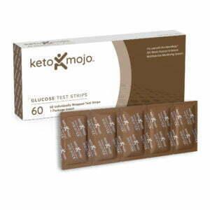 Keto Mojo Glukose- Teststreifen kaufen